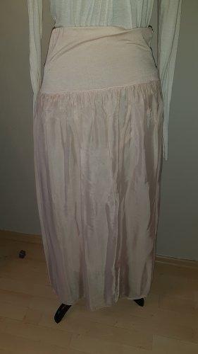 Silk Skirt pink
