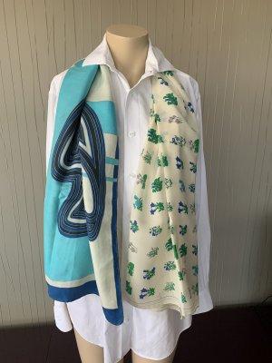 Hand made Silk Cloth multicolored silk