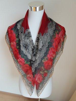 Emanuel Ungaro Zijden sjaal veelkleurig Zijde