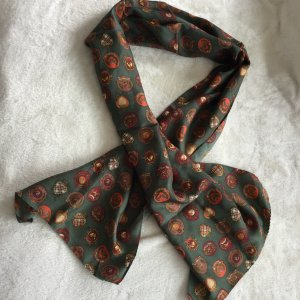 Codello Écharpe en soie multicolore soie