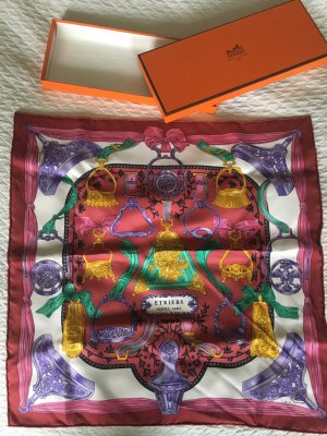 Seidenschal von Hermès