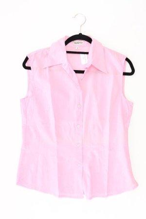 Seidensticker Ärmellose Bluse Größe 38 pink aus Baumwolle