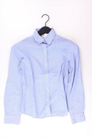 Seidensticker Bluse blau Größe 36