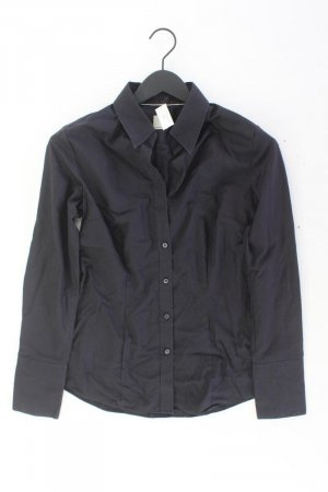 Seidensticker Bluse Größe 38 schwarz aus Baumwolle