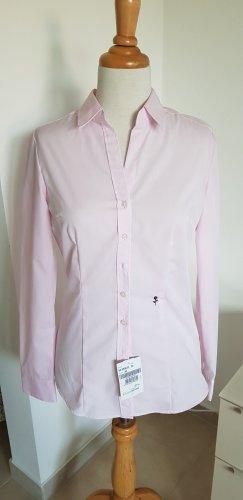 Seidensticker Bluse rosa tailliert Gr.34