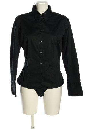 Seidensticker Bodysuit Blouse black casual look