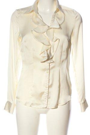 Seidensticker Hemd-Bluse creme Business-Look