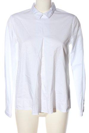 Seidensticker Hemd-Bluse weiß Business-Look