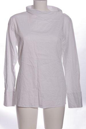 Seidensticker Hemd-Bluse weiß Casual-Look