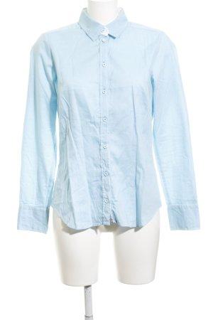 Seidensticker Hemd-Bluse hellblau