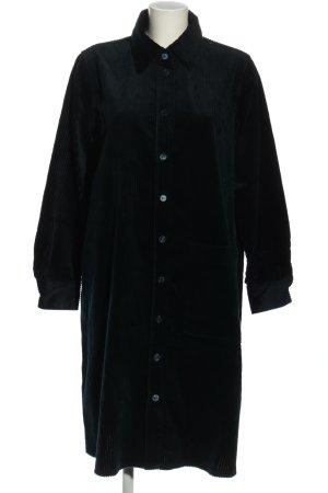 Seidensticker Hemdblusenkleid schwarz Casual-Look