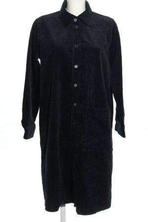 Seidensticker Hemdblusenkleid dunkelblau Casual-Look