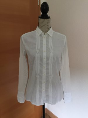 Seidensticker Blusa-camisa blanco Algodón