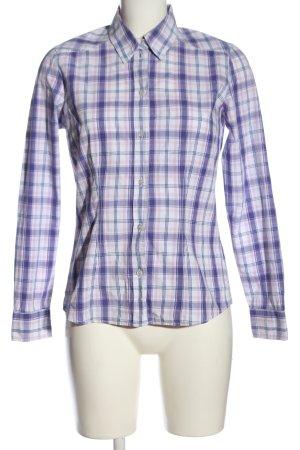 Seidensticker Holzfällerhemd blau-weiß Casual-Look