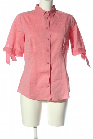 Seidensticker Kurzarmhemd pink Casual-Look