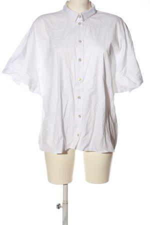 Seidensticker Kurzarmhemd weiß Casual-Look