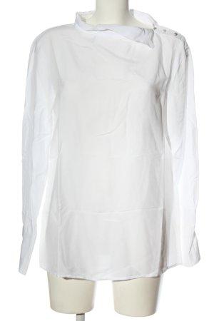 Seidensticker Langarm-Bluse weiß Elegant