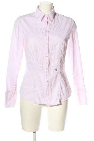Seidensticker Langarm-Bluse pink Business-Look