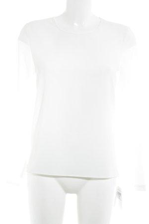 Seidensticker Blusa de manga larga blanco elegante