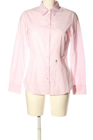 Seidensticker Langarmhemd pink-weiß Streifenmuster Casual-Look