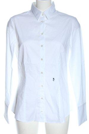 Seidensticker Langarmhemd weiß Elegant