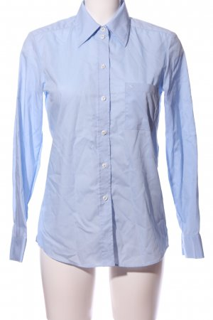 Seidensticker Camicia a maniche lunghe blu stile professionale