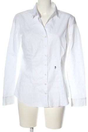 Seidensticker Camisa de manga larga blanco estilo «business»