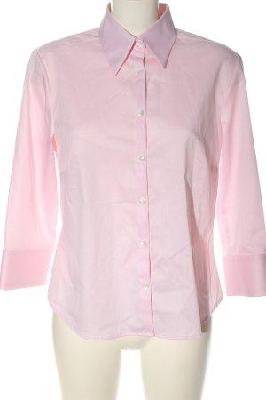 Seidensticker Camisa de manga larga rosa elegante