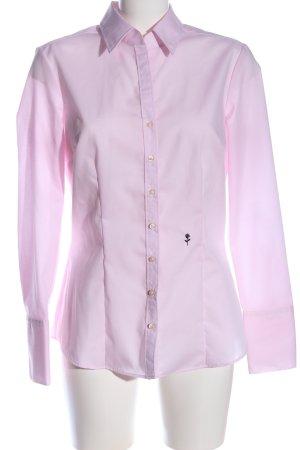 Seidensticker Langarmhemd pink Business-Look