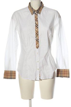 Seidensticker Camisa de manga larga estampado a cuadros look casual