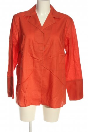 Seidensticker Langarmhemd rot Casual-Look