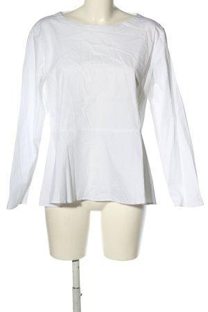 Seidensticker Schlupf-Bluse weiß Casual-Look