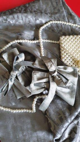 Handschoenen zonder vingers zilver-lichtgrijs