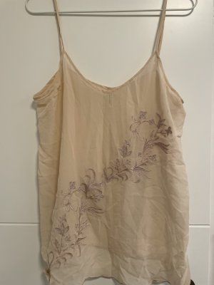 Intimissimi Jedwabny top nude