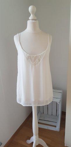 Set Silk Top natural white