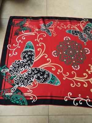 Sarar Pañuelo de seda multicolor