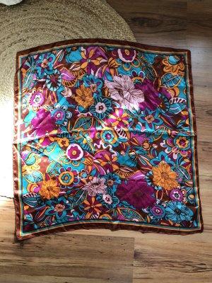 Pieces Silk Cloth multicolored
