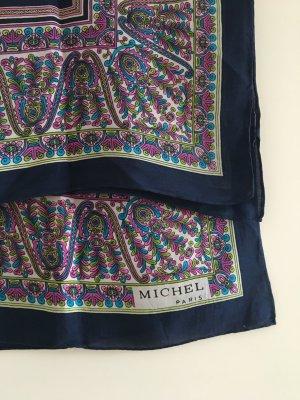 Michel Paris Zijden doek veelkleurig