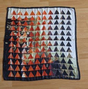Pañoleta multicolor Seda