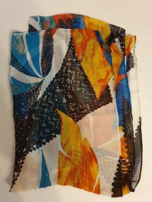 s.Oliver Selection Zijden sjaal veelkleurig