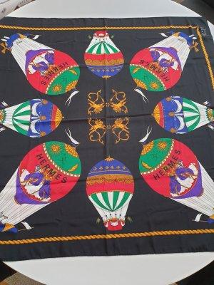 Hermès Zijden doek veelkleurig Zijde