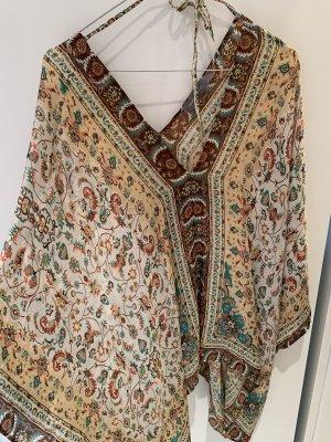 Hallhuber Camicia a tunica multicolore