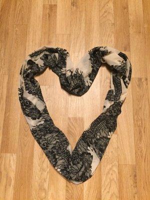 Seidig leichter Loop-Schal