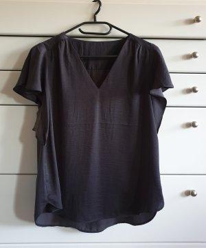 H&M Blusa senza maniche antracite