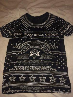 Seidiges Shirt Eleven Paris