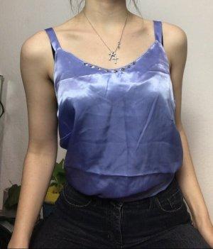 Silk Top azure