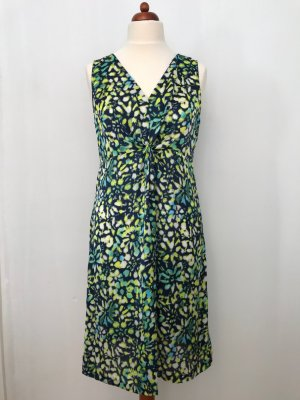 Clements Ribeiro London Empire Dress multicolored polyester