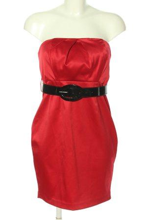 Seite*1Girl schulterfreies Kleid