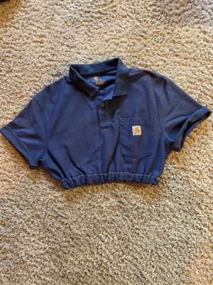 Selber umgenähtes Carhartt Hemd
