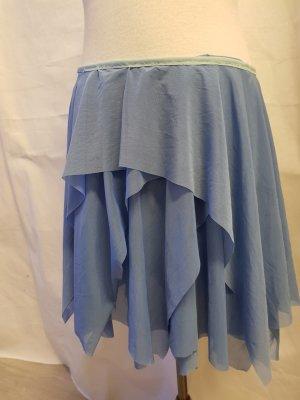 Flounce Skirt azure